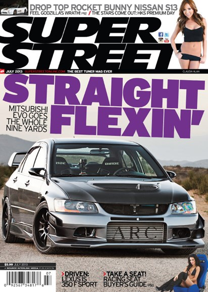 Super Street Cover - 7/1/2013