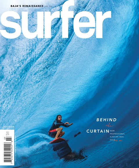 Surfer Cover - 7/1/2013