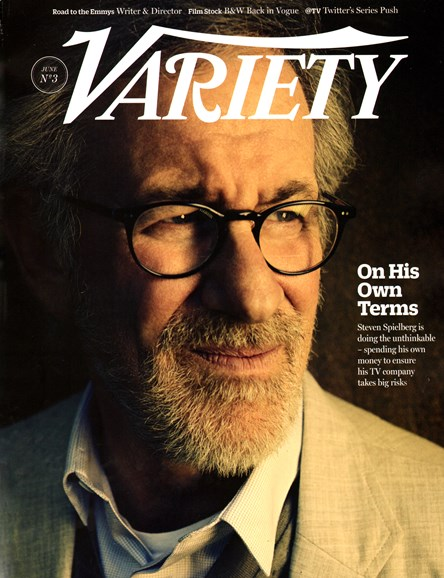 Variety Cover - 6/11/2013