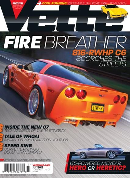 Vette Cover - 7/1/2013