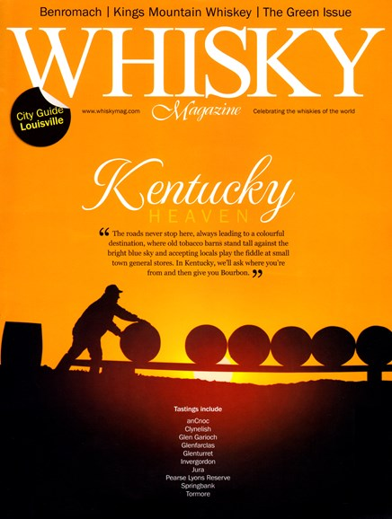 Whisky Cover - 7/1/2013