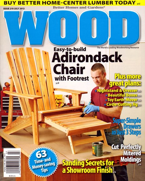 Wood Cover - 7/1/2013