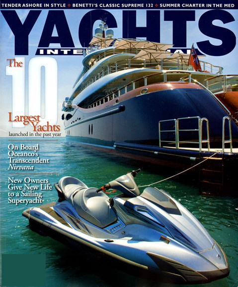 Yachts International Cover - 7/1/2013