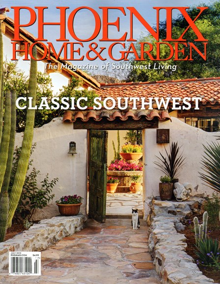 Phoenix Home & Garden Cover - 7/1/2013