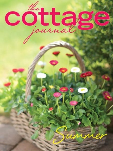 The Cottage Journal Cover - 6/1/2013
