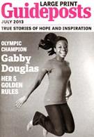 Guideposts Large Print Magazine 7/1/2013