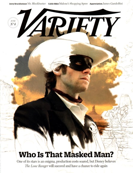 Variety Cover - 6/24/2013