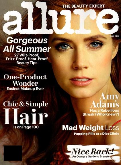 Allure Cover - 7/1/2013