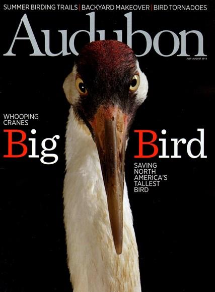 Audubon Cover - 7/1/2013