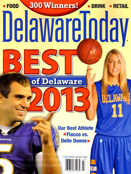 Delaware Today Cover - 7/1/2013