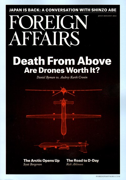 Foreign Affairs Cover - 7/1/2013