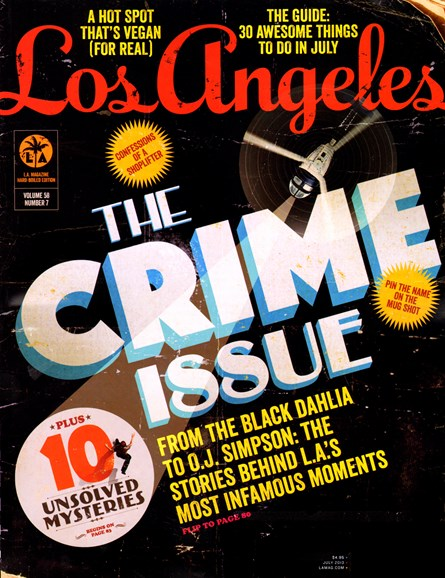 Los Angeles Cover - 7/1/2013