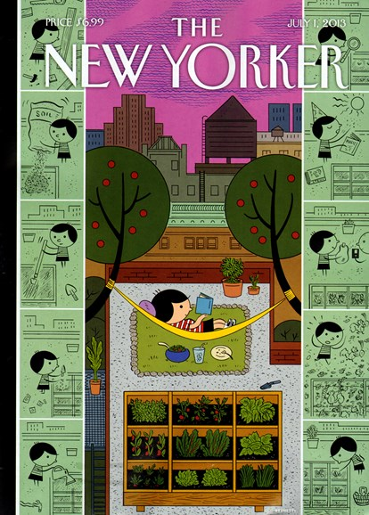 The New Yorker Cover - 7/1/2013