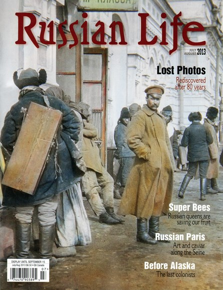 Russian Life Cover - 7/1/2013