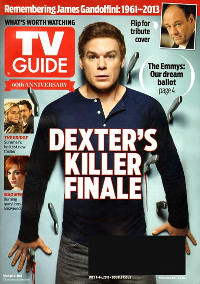 TV Guide Cover - 7/1/2013