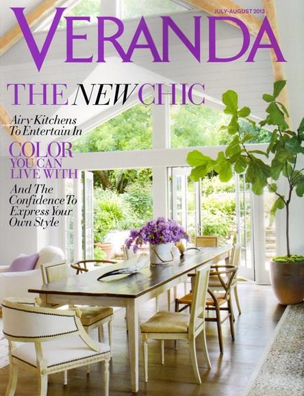 Veranda Cover - 7/1/2013
