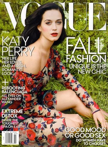 Vogue Cover - 7/1/2013