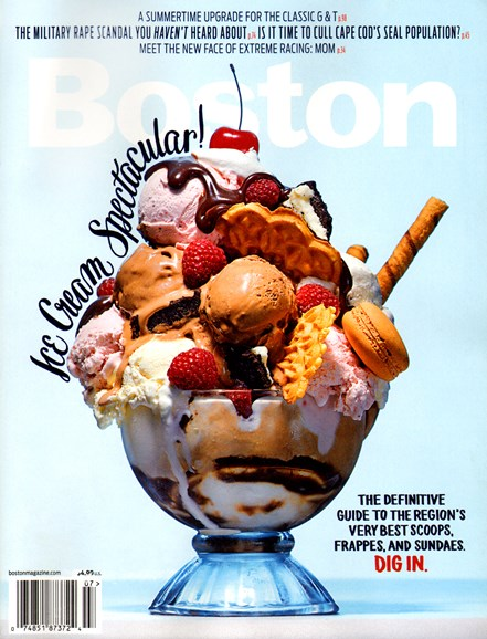Boston Cover - 7/1/2013