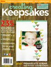 Creating Keepsakes | 7/1/2013 Cover
