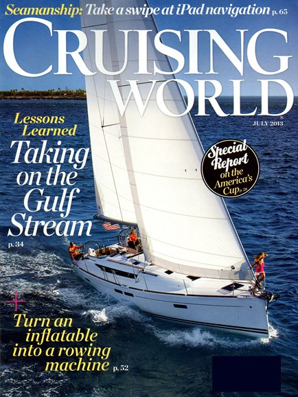 Cruising World Cover - 7/1/2013