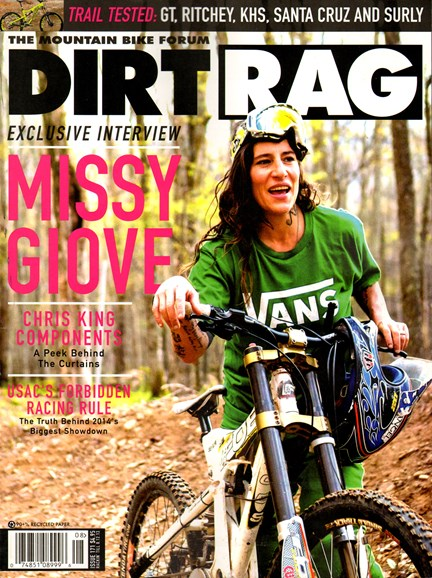 Dirt Rag Cover - 7/1/2013