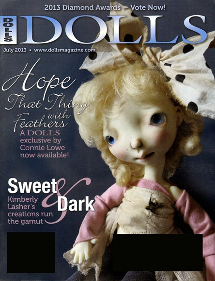 Dolls Cover - 7/1/2013