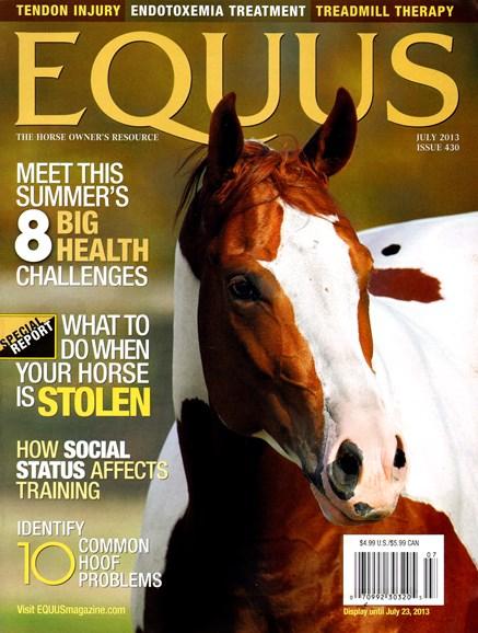 Equus Cover - 7/1/2013