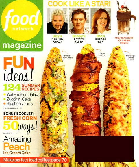 Food Network Cover - 7/1/2013