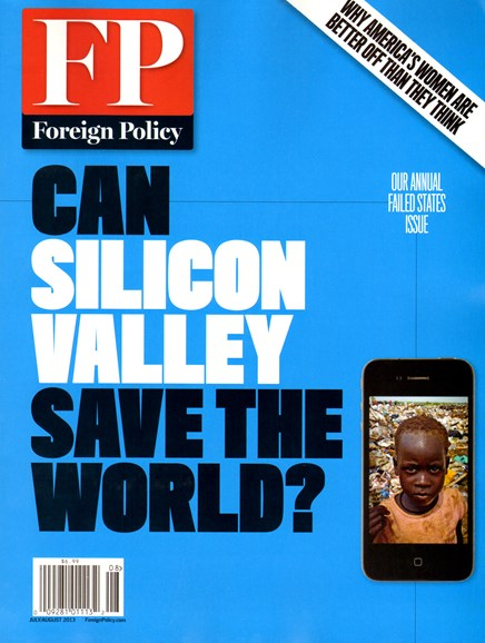 Foreign Policy Cover - 7/1/2013