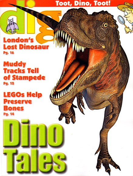 Dig Magazine Cover - 7/1/2013
