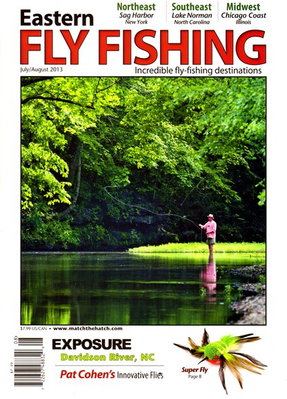 Eastern Fly Fishing Cover - 7/1/2013