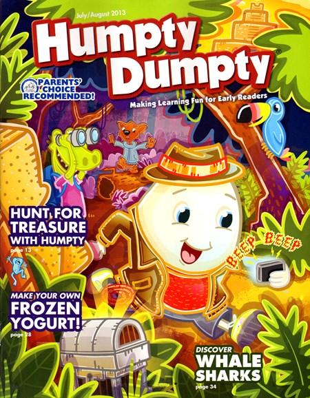 Humpty Dumpty Cover - 7/1/2013
