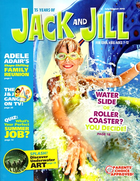 Jack And Jill Cover - 7/1/2013