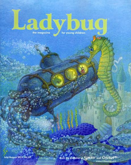 Ladybug Cover - 7/1/2013