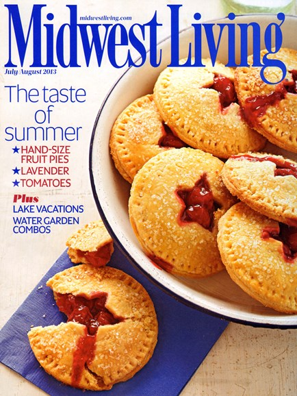 Midwest Living Cover - 7/1/2013
