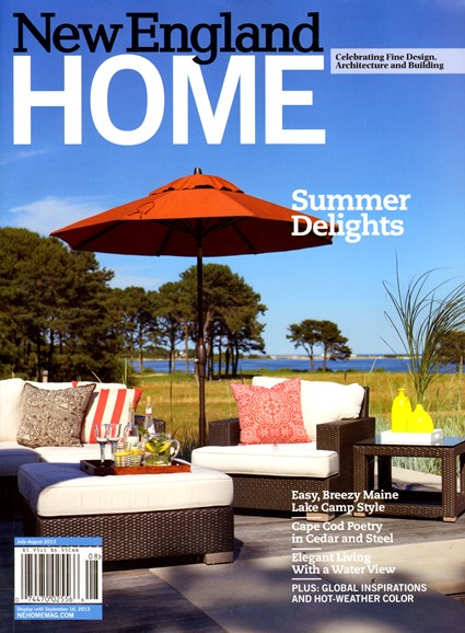 New England Home Cover - 7/1/2013