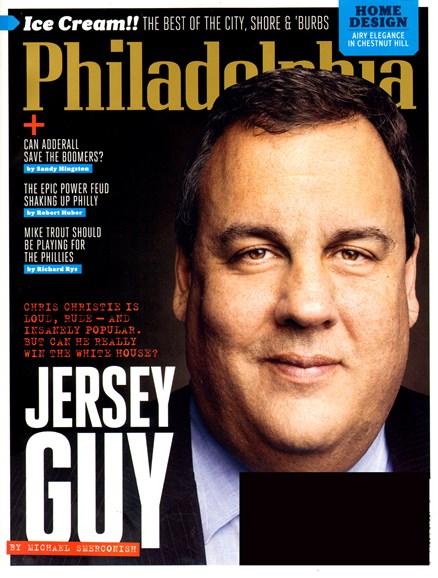 Philadelphia Magazine Cover - 7/1/2013