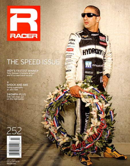 Racer Cover - 7/1/2013