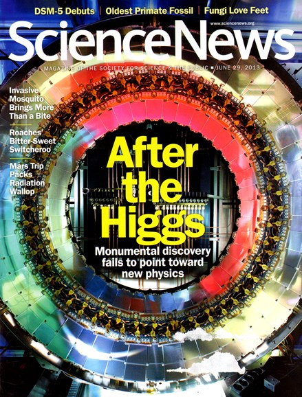 Science News Cover - 6/29/2013