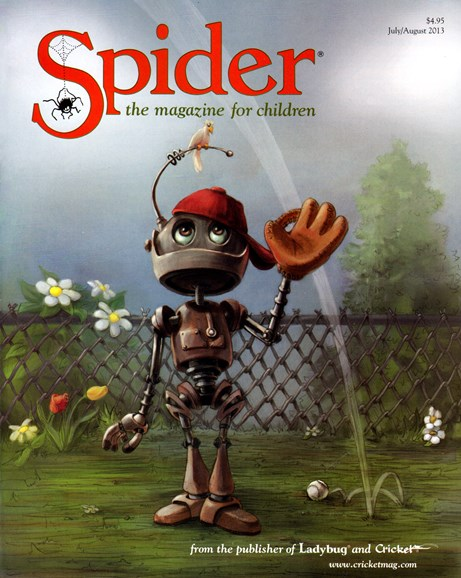 Spider Cover - 7/1/2013