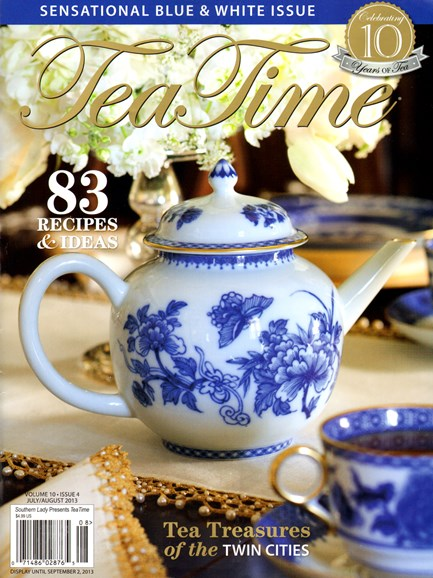 Tea Time Cover - 7/1/2013