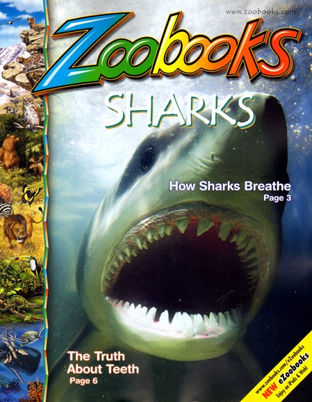 Zoobooks Cover - 6/1/2013