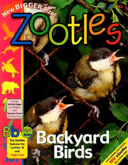 Zootles Cover - 6/1/2013