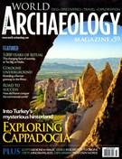 Current World Archaeology Magazine 6/1/2013