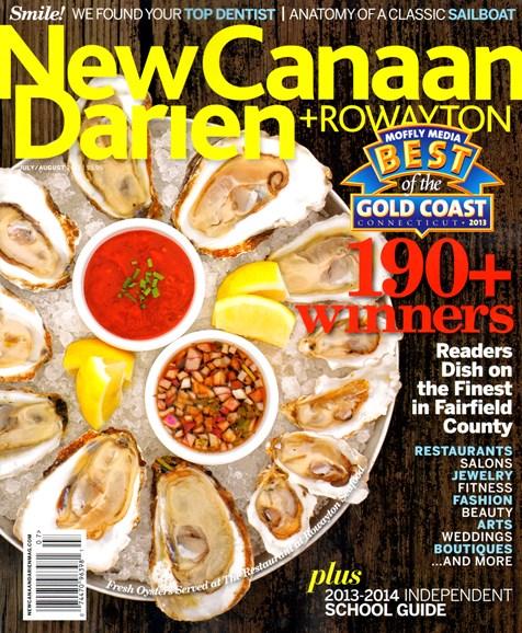 New Canaan-Darien Cover - 7/1/2013