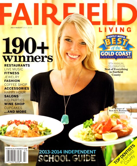 Fairfield Living Cover - 7/1/2013