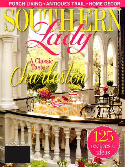 Southern Lady Cover - 7/1/2013