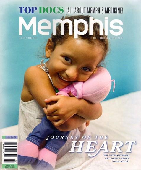 Memphis Cover - 7/1/2013
