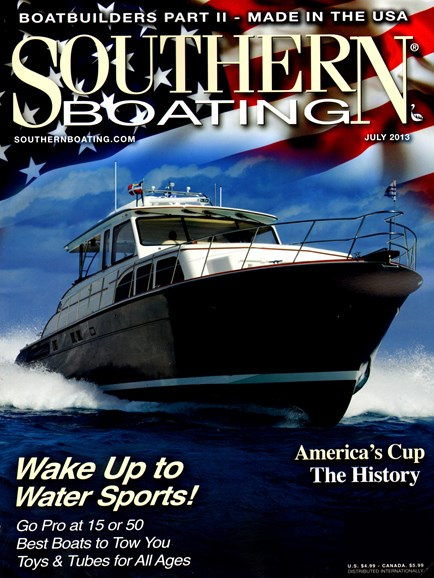 Southern Boating Cover - 7/1/2013