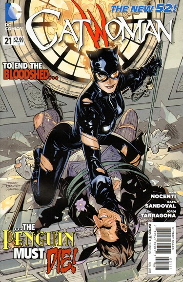 Catwoman Cover - 8/1/2013